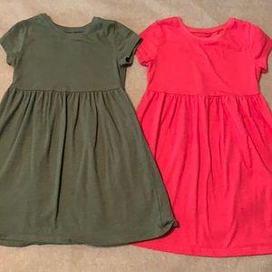 Old Navy Girl's 4t Short Sleeve Dresses